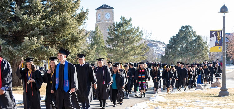 Students graduate in 57th Commencement of FLC
