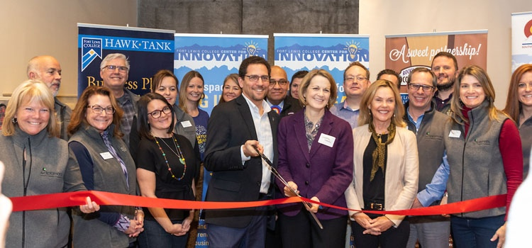 FLC's downtown business development collaborative is officially open for business