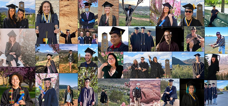 Spring 2020 graduates come together for powerful virtual commencement