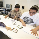 Ute Language Fluency partnership with Southern Ute Indian Tribe