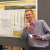 Students present at geology conference