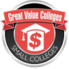 Great Value Colleges top 100