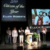 Board of Trustee Ellen Roberts awarded Citizen of the Year