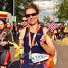 Professor Melissa Knight-Maloney designated as Triathlon All-American