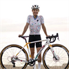 Wahoo Fitness rode along with cycling alumna Sarah Sturm
