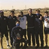 Men's cross-country finishes season with 4th place trophy