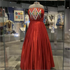 Student's symbolic prom dress on display in Smithsonian exhibit
