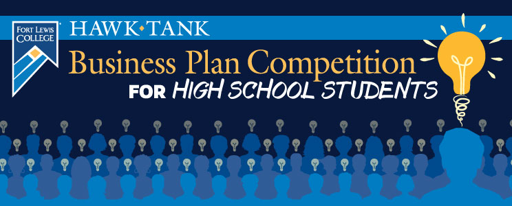 Hawk Tank Business Plan Competition opens up to local high school students