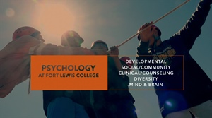 Psychology at Fort Lewis College [VIDEO]