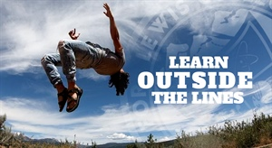 Learn Outside the Lines!