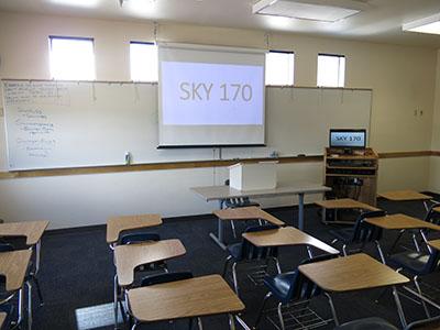 Skyhawk Hall Room 170