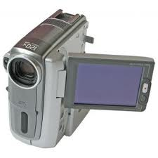 Picture of a camcorder