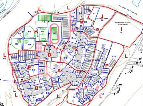 Landscape Zone Map