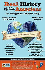 Real History of the Americas on Indigenous Peoples Day