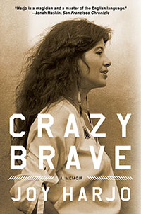 """Crazy Brave"" by Joy Harjo"