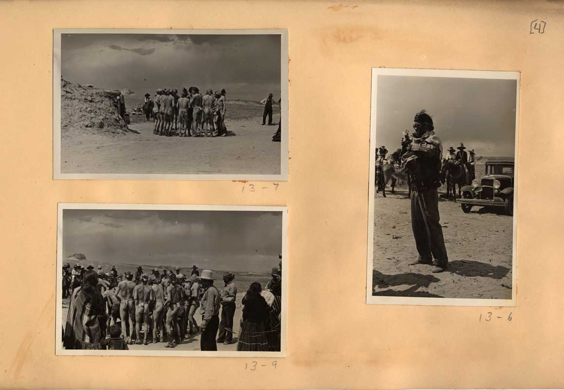 photo from the Ansel Hall collection at Fort Lewis College Center of Southwest Studies