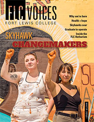 FLC Voices Magazine Cover Image