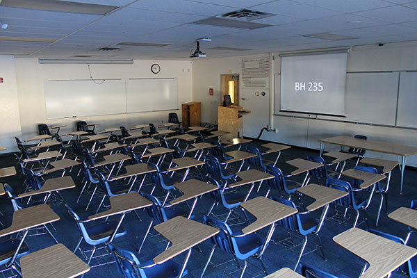 Berndt Hall Room 235