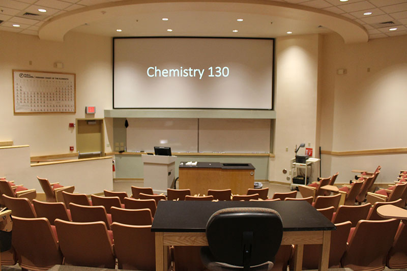 Chemistry Lecture Hall 130